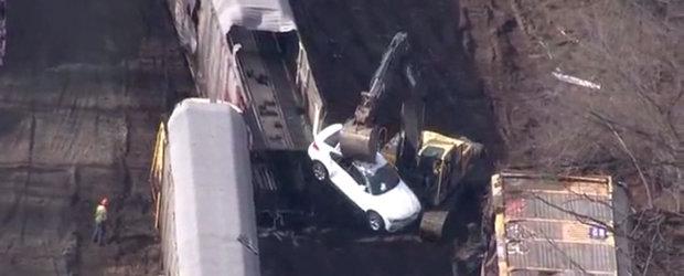 Iadul pe pamant. Tara in care au fost distruse recent peste 120 de masini marca BMW