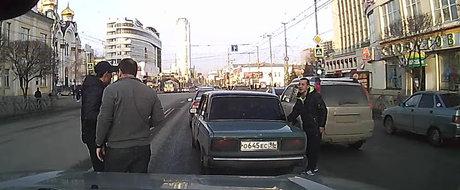 Iar premiul pentru cei mai amuzanti smardoi din trafic se duce la... Rusia!