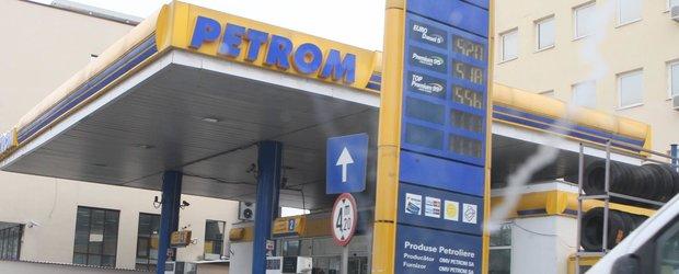 Iar s-a scumpit benzina la OMP Petrom