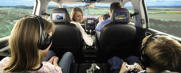 Iata 4 accesorii auto utile pentru intreaga familie