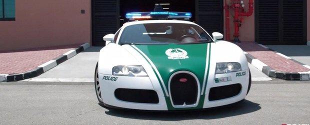 Iata care sunt cele mai puternice masini de politie din lume!