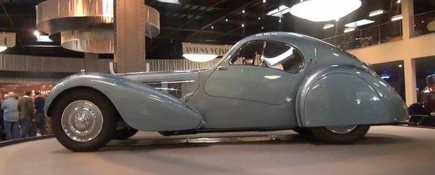 Iata cea mai scumpa masina din univers: Bugatti Type 57SC Atlantic - $30.000.000