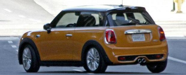 Iata cum arata noul Mini Cooper S!