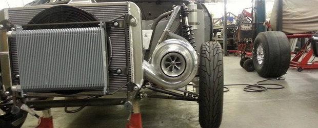 Iata CUM suna Bentley-ul Dragster de 3000+ CP
