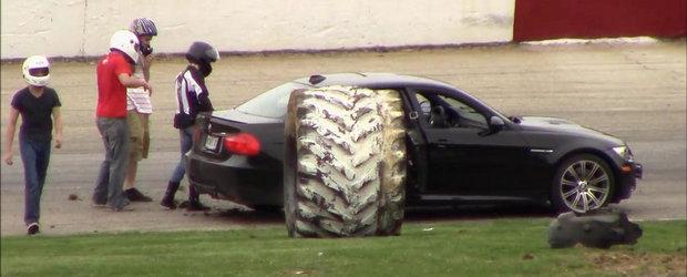 Iata de ce NU e bine sa inveti driftul pe un BMW M3