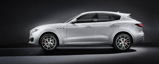 Iata-l! El este Levante, primul SUV din istoria Maserati!