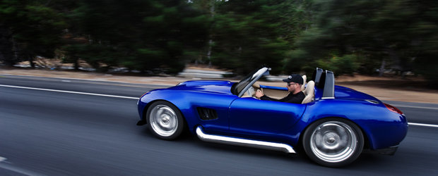 Iconic AC Roadster - Nu judeca o carte dupa coperta