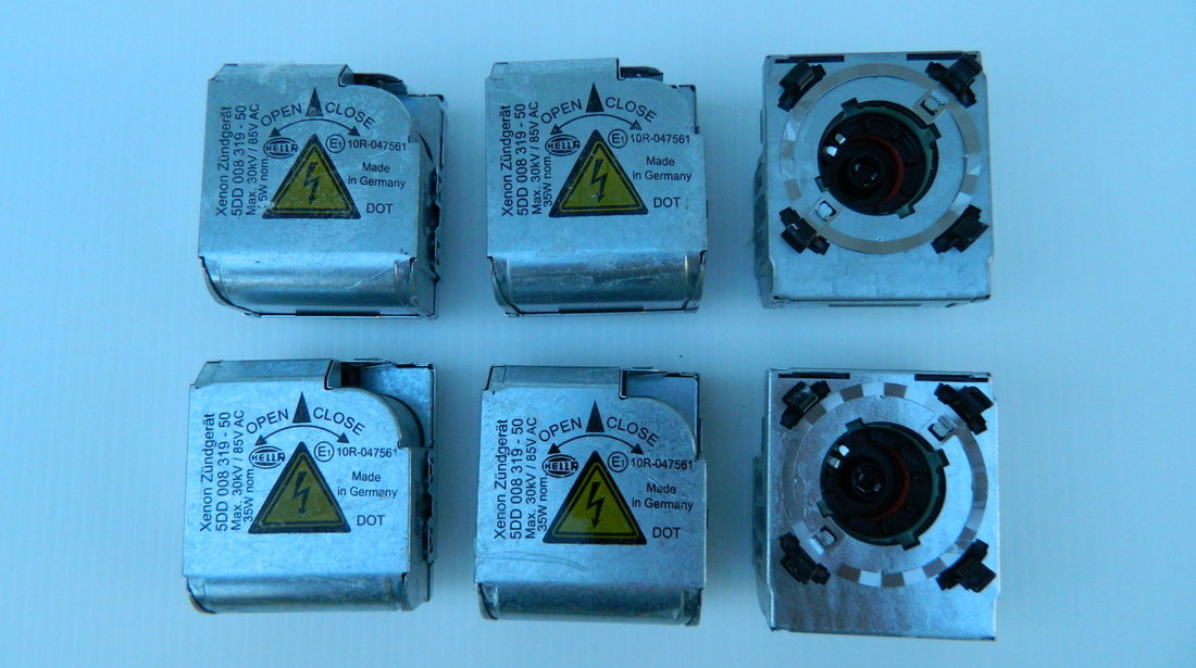 Igniter Starter Hella 5DD 008 319-10 BEC D2S ,D2 Original Nou