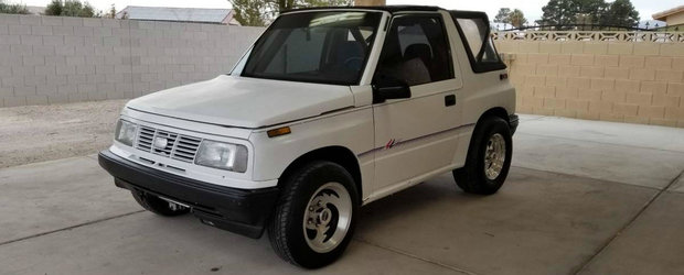 Ii schimbi sigla si ai un Suzuki. Cu motor V8 turbo