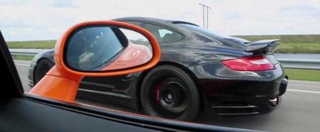 Ilegale intre un Viper TA si un 911 Turbo, ambele complet modificate