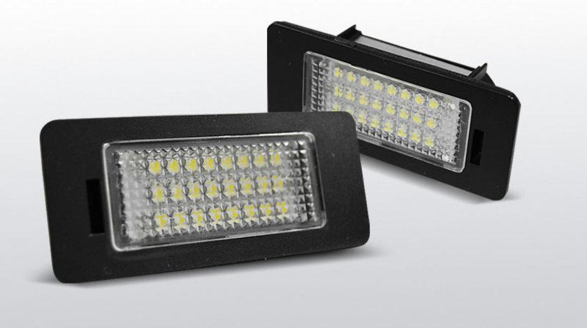 Iluminare numar Audi A4 / A5 / TT / Q5 si VW Passat B6 Combi