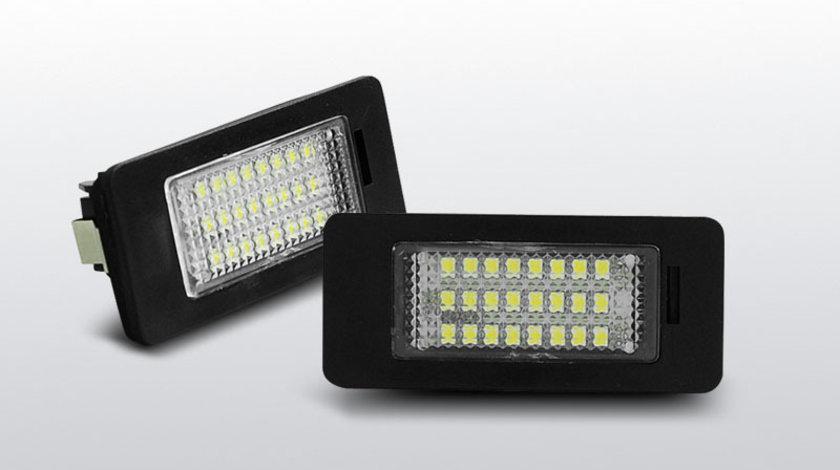 Iluminare numar cu LED SMD pentru BMW E90 / E60 / E39