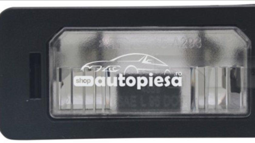Iluminare numar de circulatie BMW Seria 5 Touring (E61) (2004 - 2010) TYC 15-0293-00-9 piesa NOUA