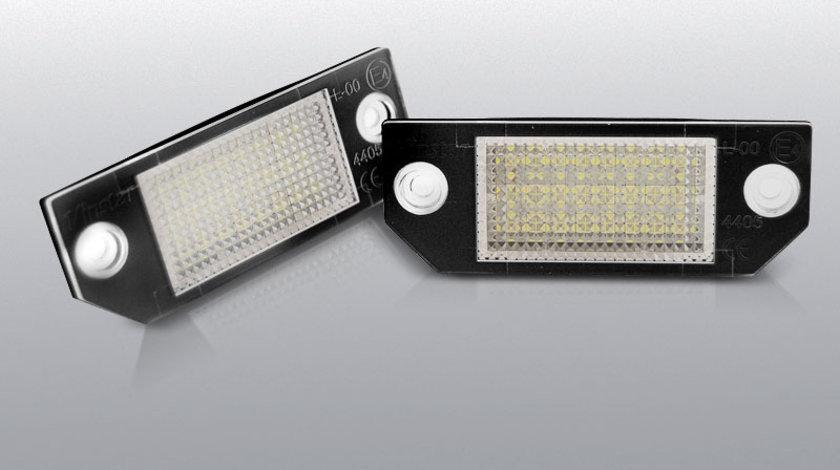 Iluminare numar FORD FOCUS2 C-MAX I pe LED