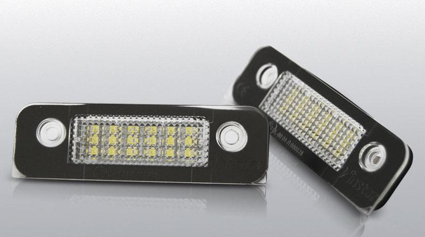 Iluminare numar FORD MONDEO2/FUSION/FIESTA6 pe LED