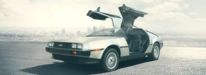 Imaginea care aprinde imaginatia nostalgicilor. Celebrul DeLorean DMC-12 ar putea reveni