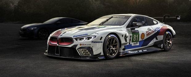 Imaginea cu care BMW si-a pus fanii pe jar. Lansarea noului SERIA 8 este mai aproape decat crezi