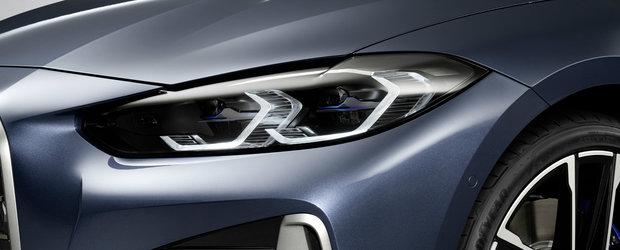 """Imaginea cu noul BMW M4 face deja inconjurul internetului. Ce modificari a suferit """"celebra"""" grila"""