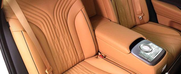 Imagini spectaculoase cu masina care te face sa uiti de Seria 5. Are motor de 380 de cai, plafon de coupe si interior de lux