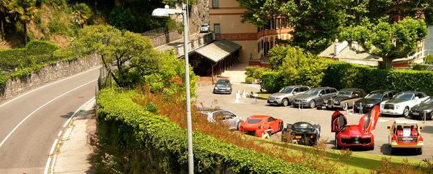 Imagini spectaculoase de la Concorso d'Eleganza Villa d'Este
