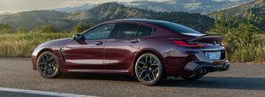 Imaginile care baga frica in sefii AMG si Porsche. Cum arata primul BMW M8 Gran Coupe din istorie