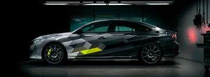 Imaginile care baga frica in sefii Volkswagen. Peugeot publica noi fotografii oficiale cu masina de 400 CP