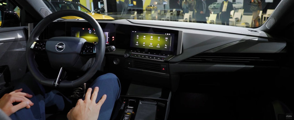 Imaginile care baga frica in sefii Volkswagen. Opel prezinta oficial noul Astra. Cum arata in realitate