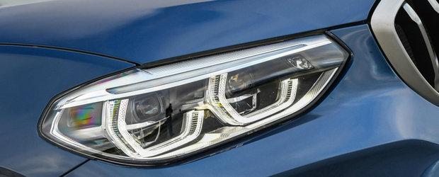 Imaginile fac deja inconjurul lumii, spre nemultumirea bavarezilor. Acesta este primul SUV electric de la BMW