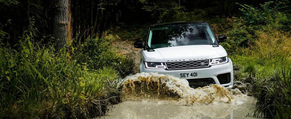 Imbunatatiri pentru Range Rover Sport model 2019: motorizarea diesel de 2.0 litri dispare din gama