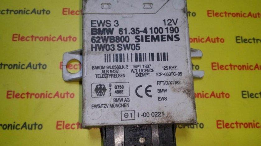 Imobilizator BMW E46 61.35-4 100 190