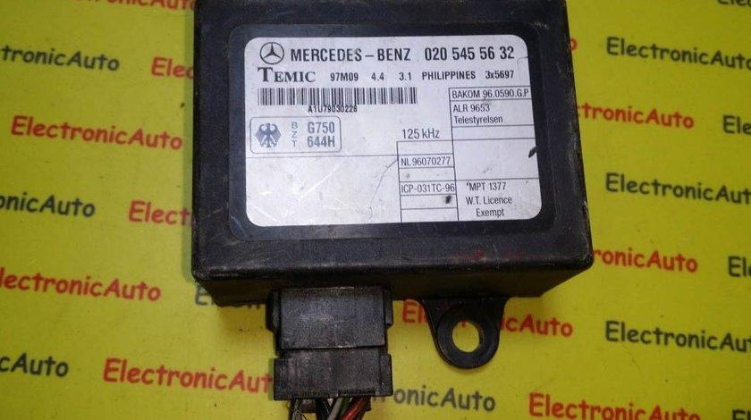 Imobilizator Mercedes Sprinter, Vito 020 545 56 32