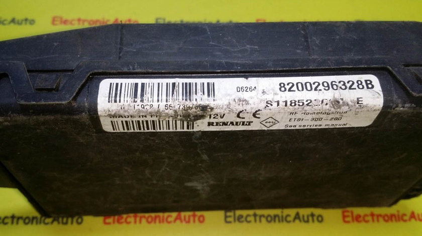 Imobilizator Renault UCH 8200296328B
