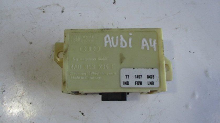 IMOBILIZATOR / UNITATE CONTROL COD 4A0953234F AUDI A4 FAB. 1994 - 2001