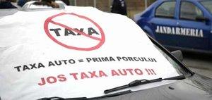 Impozit auto anual calculat pe baza noxelor, nu a motorului: cum va arata TAXA AUTO 2018?