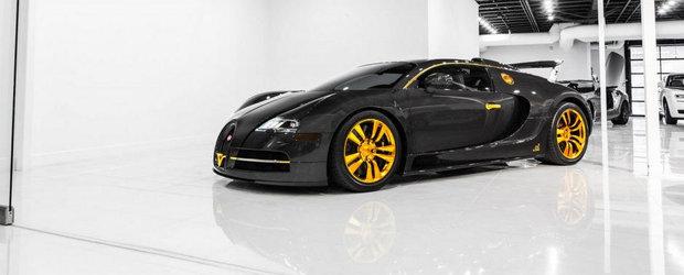 Impresionanta colectie auto a unui milionar excentric din SUA