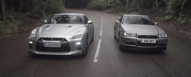 Impreuna au pus Nissan pe harta marcilor HOT, acum lupta fiecare pentru propriul interes. Testul pe care l-ai asteptat inca de la aparitia noului model
