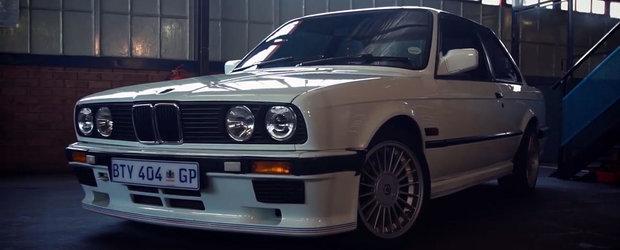 In 1985 avea sase pistoane si 194 CP. Cum arata astazi BMW 333i, ursuletul cu motor de Seria 7