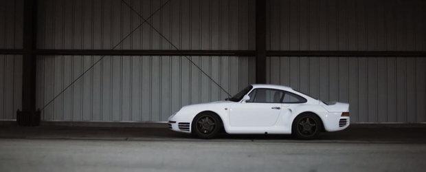 In 1985 avea tractiune integrala si motor twin-turbo. Cum arata astazi Porsche 959, masina de 420.000 de marci