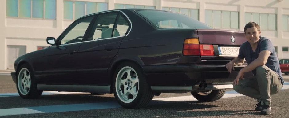 In 1988 avea 315 CP si costa 60.000 de euro. Cum arata astazi ultimul BMW M5 asamblat manual