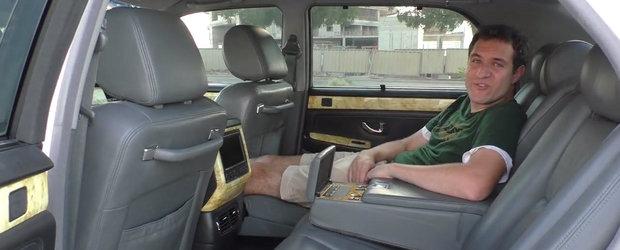 In 2002 avea bancheta electrica si suport pentru picioare. Cum arata astazi limuzina coreeana care a vrut sa concureze cu Mercedes S-Class