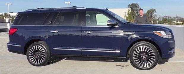 In aceasta configuratie costa peste 100.000 de dolari. VIDEO cu cel mai scump Lincoln Navigator din toate timpurile