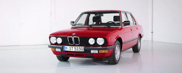 In anii '80 era una dintre cele mai elegante masini de pe strazi.