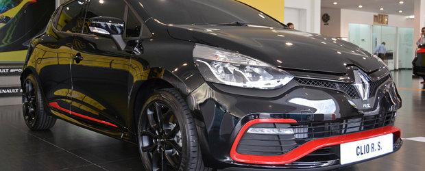 In cat timp accelereaza un Renault Clio RS Trophy? Test 0-100 facut in Romania!