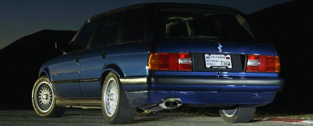 In cautarea gloriei pierdute: Test complet cu 'vechiul' BMW E30 325i