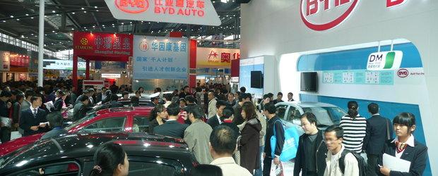 In China, cea mai mare piata auto, vanzarile au stagnat