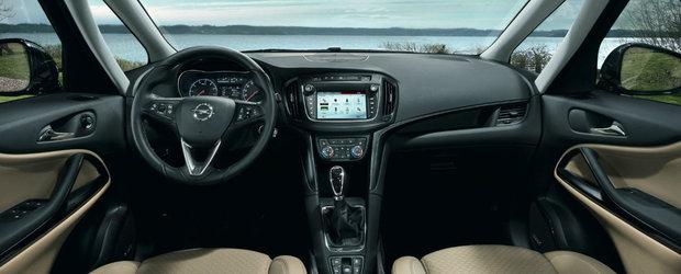 In curand il vei vedea si pe strazi. Opel a demarat recent productia lui.