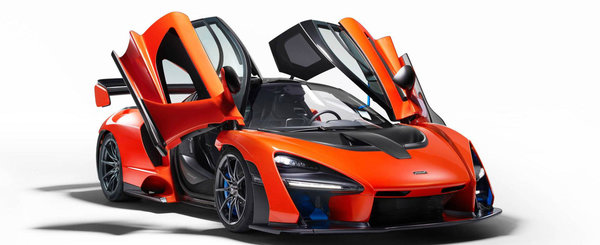 In onoarea unui zeu al volanului. McLaren lanseaza un nou hypercar si-l denumeste Senna
