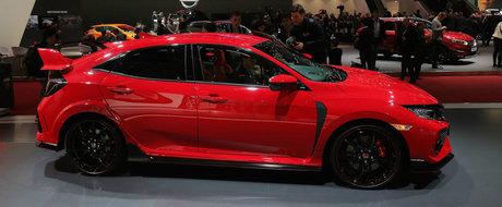 In realitate, noua Honda Civic Type R arata demential. Esti de acord?