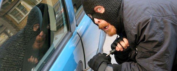 In Romania se fura 5 masini pe zi, conform IGPR