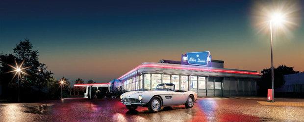 In sfarsit au aparut primele poze cu BMW-ul 507 care i-a apartinut lui Elvis Presley. Uite cum arata masina Regelui dupa ce a fost restaurata